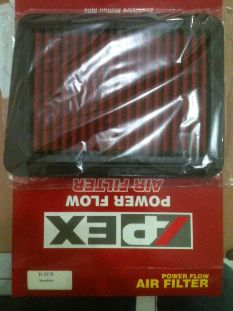 Filter Udara Daihatsu Grand Max Apex (D2579)