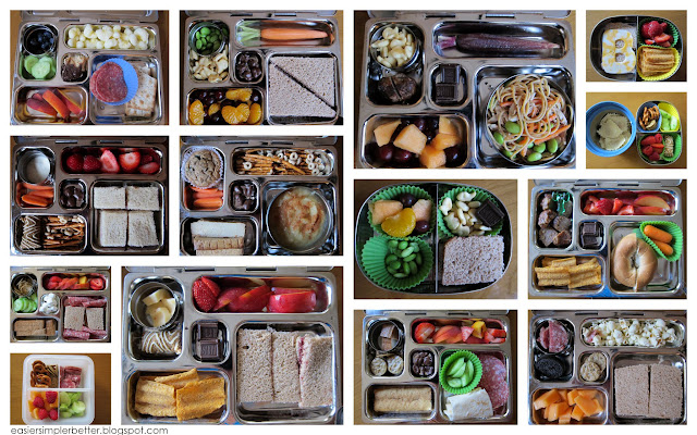 Lunchbox Ideas: visual inspirations