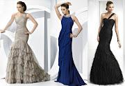 . vestidos largos turq