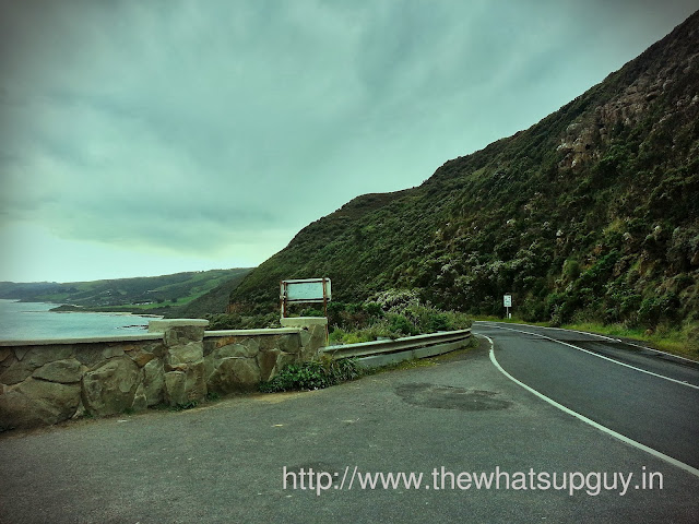 Beautiful Great Ocean Road