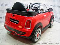 Mobil Mainan Aki Junior W446EQ Mini Cooper Lisensi