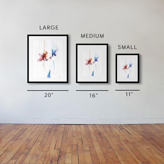 Poster frame 16x20