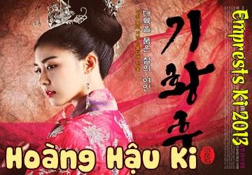 Phim Hoàng Hậu Ki - Empress Ki 2013