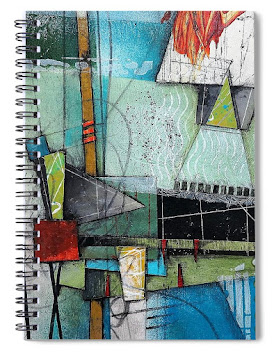 Spiral Notebook Available