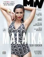 Malaika Arora Magazine MW Cover Page Hot Photos65