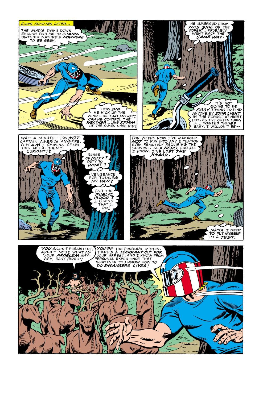 Captain America (1968) Issue #336 #265 - English 15