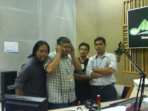Farasu Live on Muzik FM