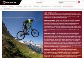 Tentang Sepeda Polygon-semangat sepeda polygon