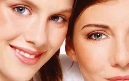 marcas de acné