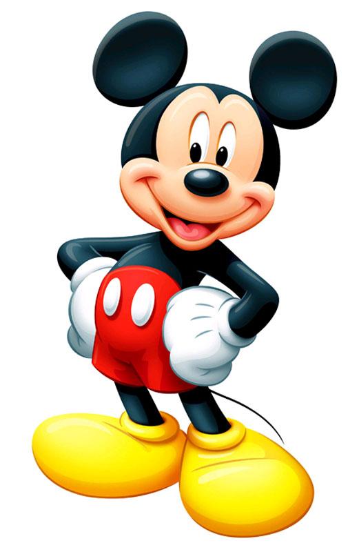 dibujos de mickey mouse: