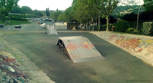 skatepark sarlat la caneda