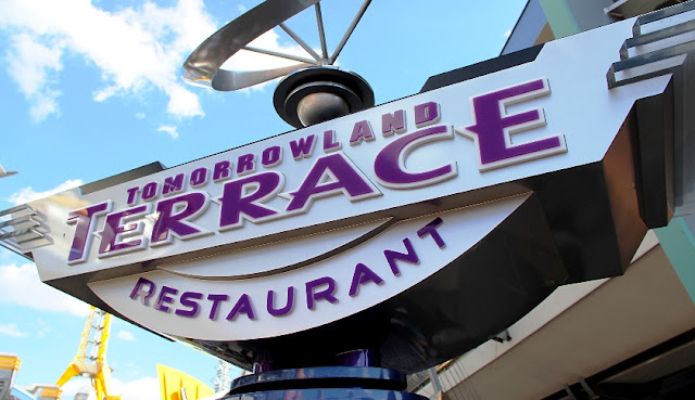 Tomorrowland Terrace Restaurante Magic Kingdom
