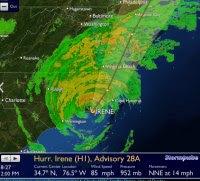 mappa uragani