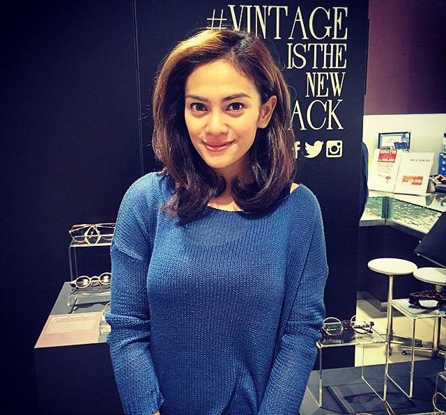 Instagram Masayu Anastasia