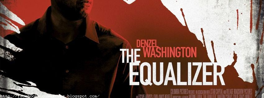 Couverture facebook the equalizer
