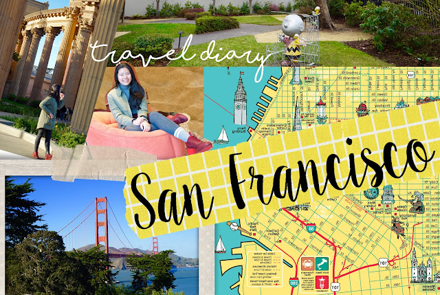 Travel DiaRy: San Francisco