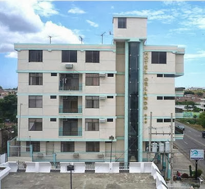 Hoteles baratos en Manta Hotel Orlando Manta