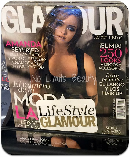 Regalos revistas noviembre 2015: Glamour pocket