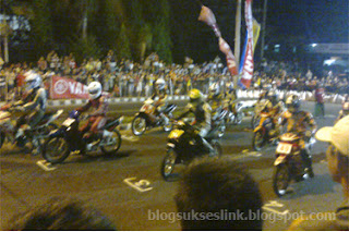 night race kalianda