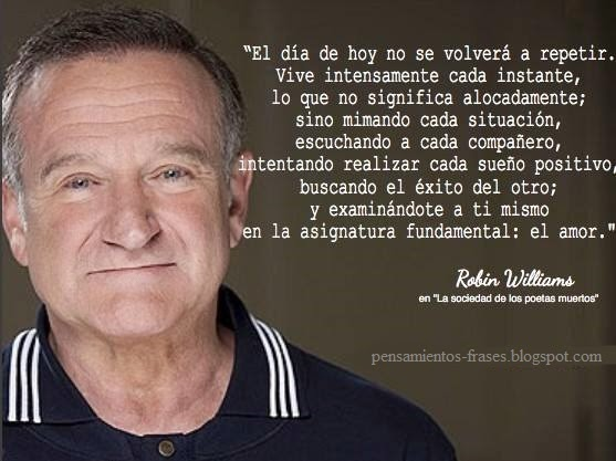 frases de Robin Williams