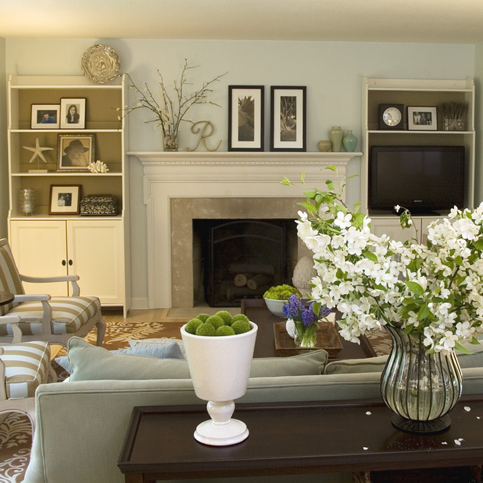 Design Megillah Interiors Flowers In The Living Room Part 48