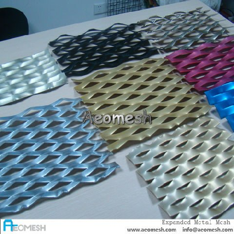 Decorative Metal Mesh Panels