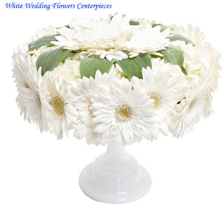 Wedding Flowers Centerpieces