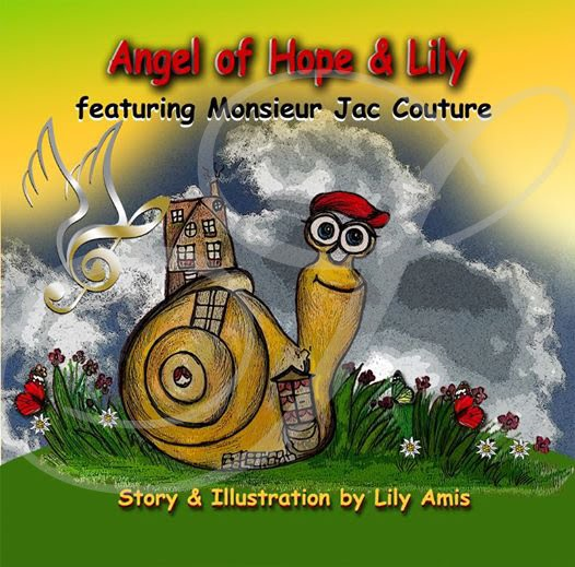 Angel of Hope & Lily (Childrensbook)