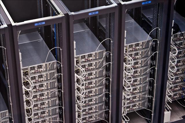 Phần cứng máy chủ ảo vps hiện đại