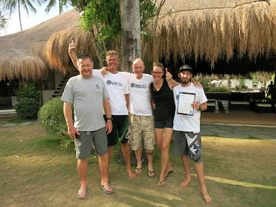 PADI IE for May 2015 in Philippines was very successful