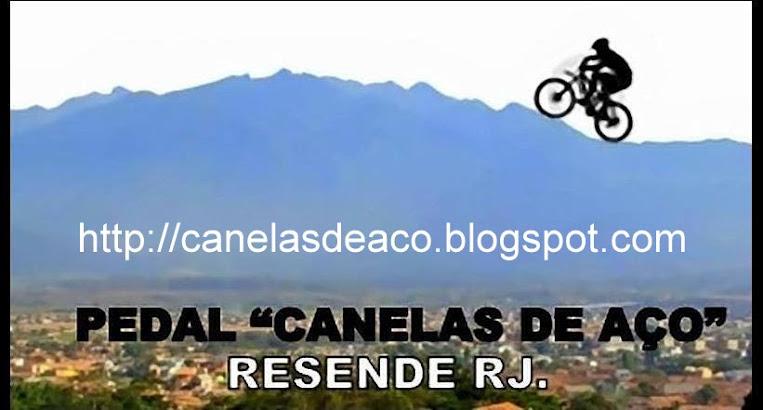 CANELAS de AÇO , Resende RJ.