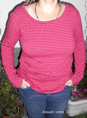 Joana- Shirt, Neues vom Schloß