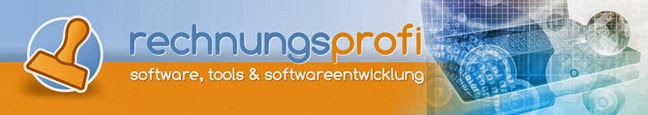 rechnungsprofi - software, tools & softwareentwicklung