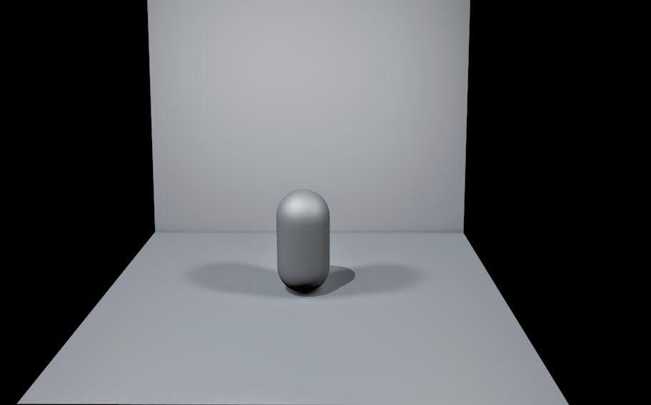 3d object on  2d image inC4D 07