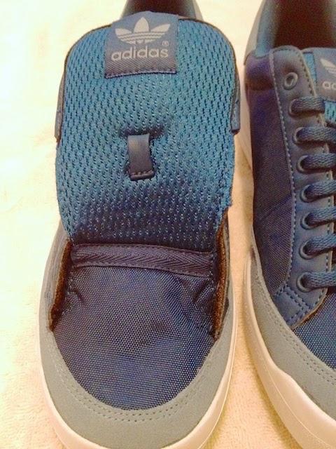 Adidas rod laver shoe review 2014 blue model vs recent blue white