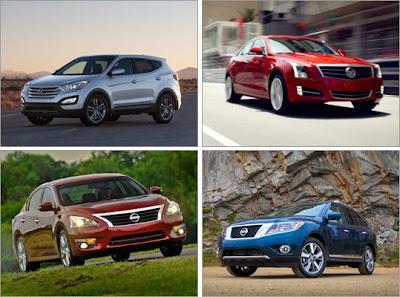 Cars 2013