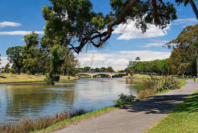 UrPropertySG Australia Melbourne Yarra River
