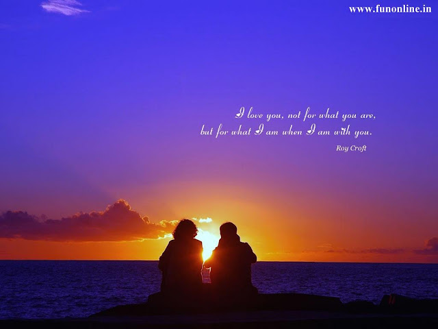 Love couple Quite Wallpaper : true sad quotes Quotes