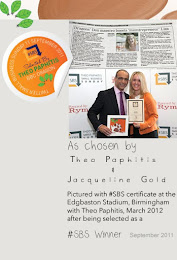 As chosen by Theo Paphitis
