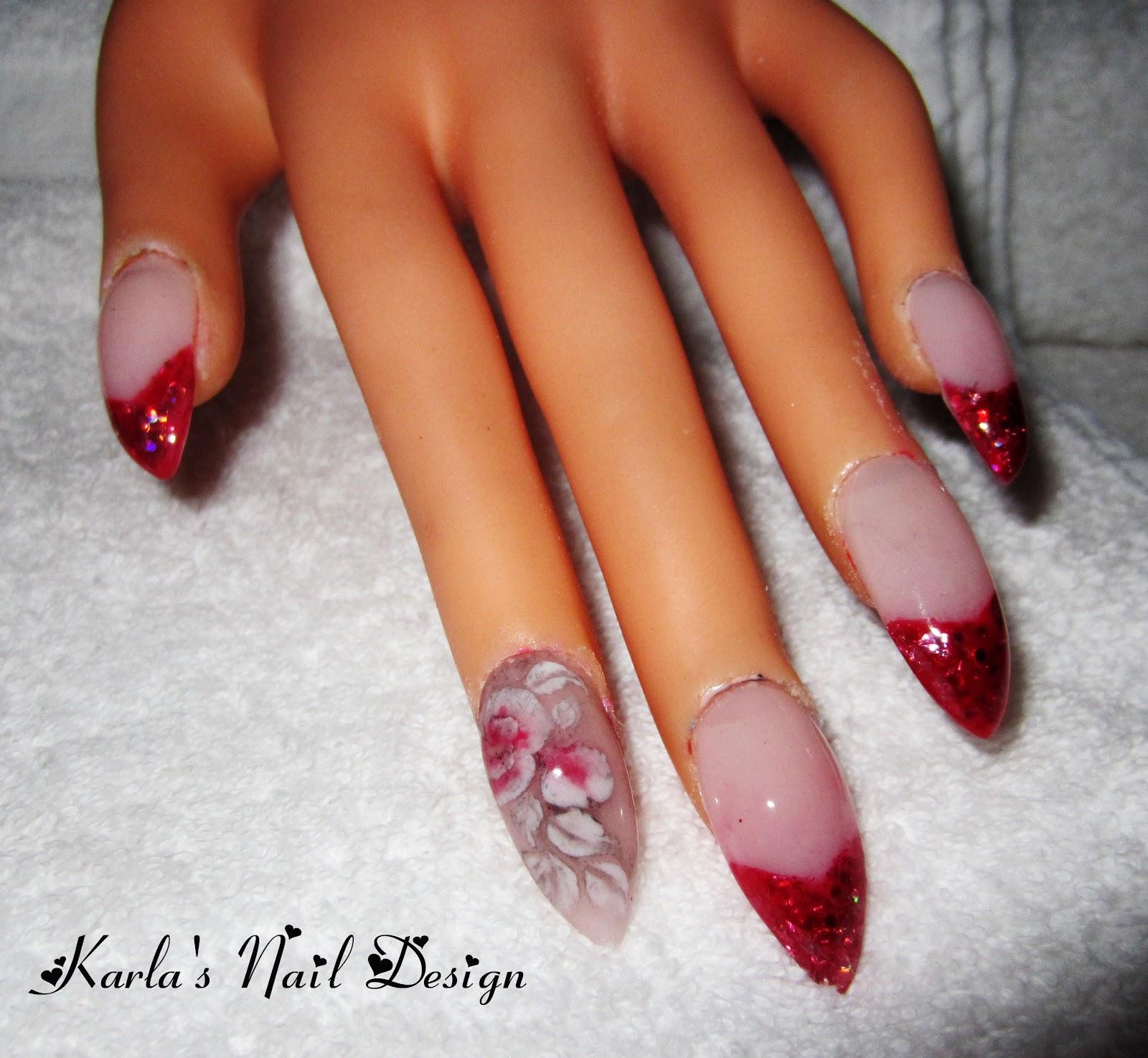 Originail Kolors: the begining of Acrylic nail designs