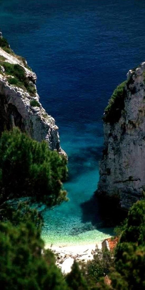 Croacia Isla de Vis, Croacia