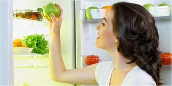 Tips Menyimpan Bahan Makanan Tetap Segar Dalam Kulkas
