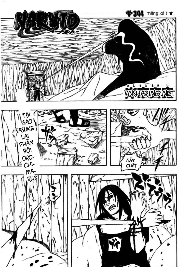Naruto chap 344 Trang 2 - Mangak.info