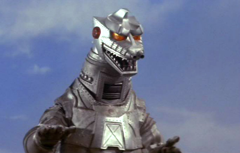 TOP 2 GREATEST ENEMY OF GODZILLAGodzilla Vs Mechagodzilla 2 Toys