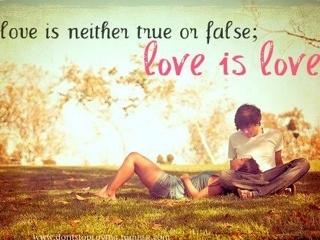 true couple love