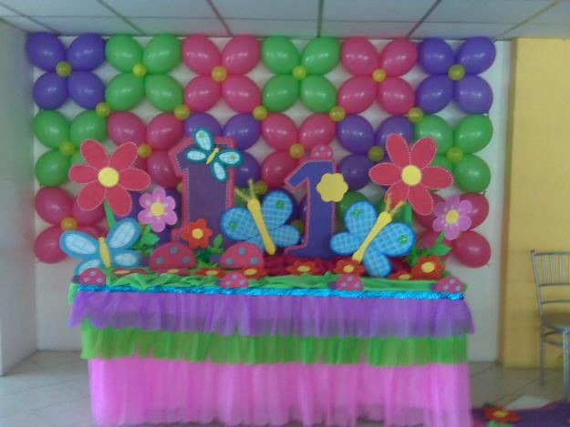 Arreglos de foami para fiestas infantiles imagui for Decoracion de fiestas