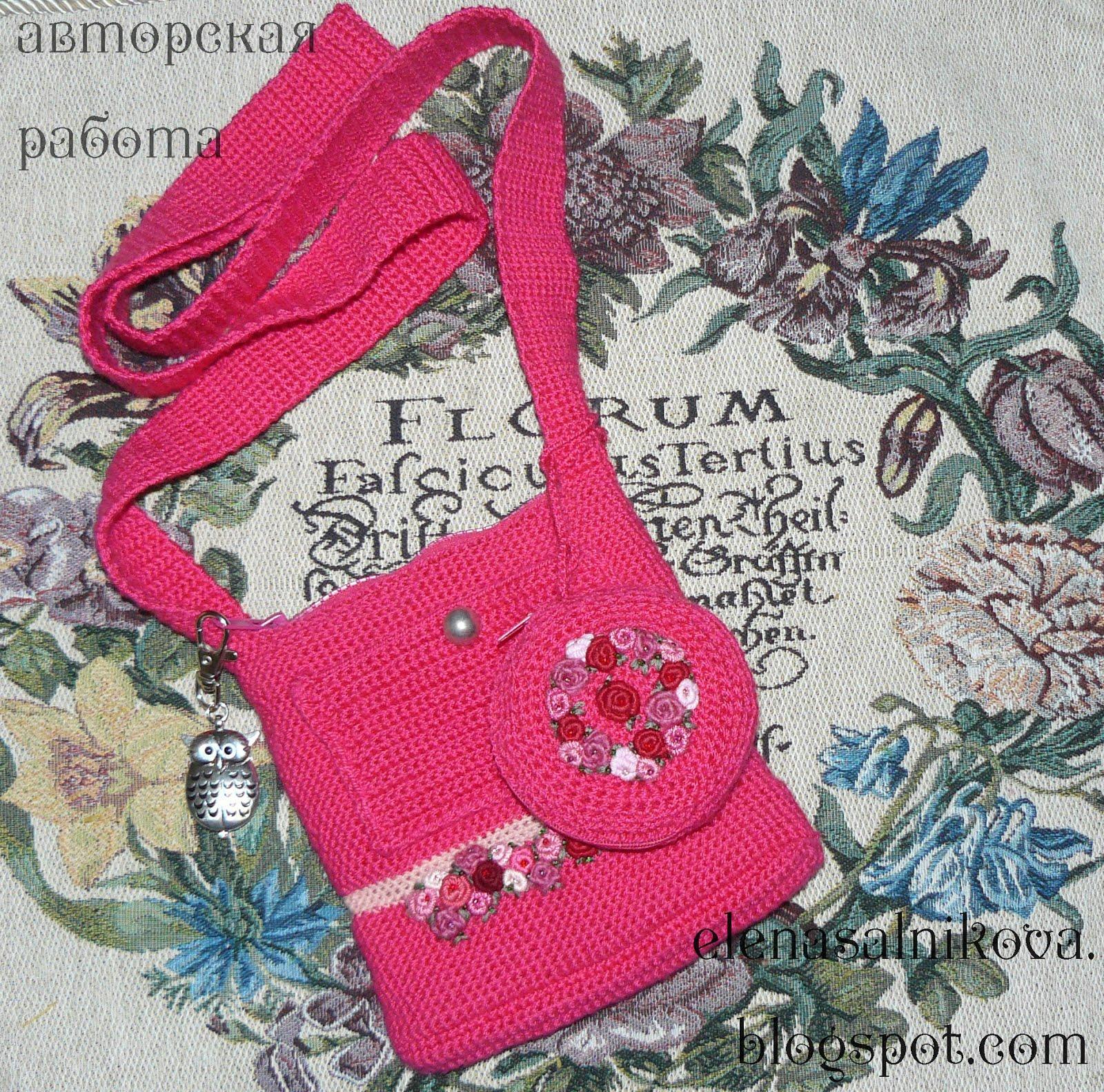 комплект - дуэт - * Розовый сад *