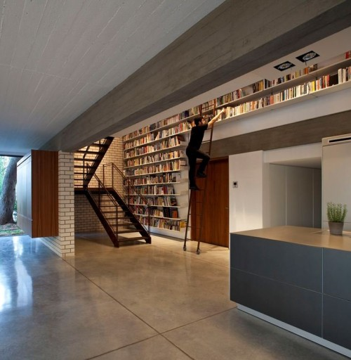 45 Design Ideas Of Amazing Home Libraries: Design Blog With Art,Interior