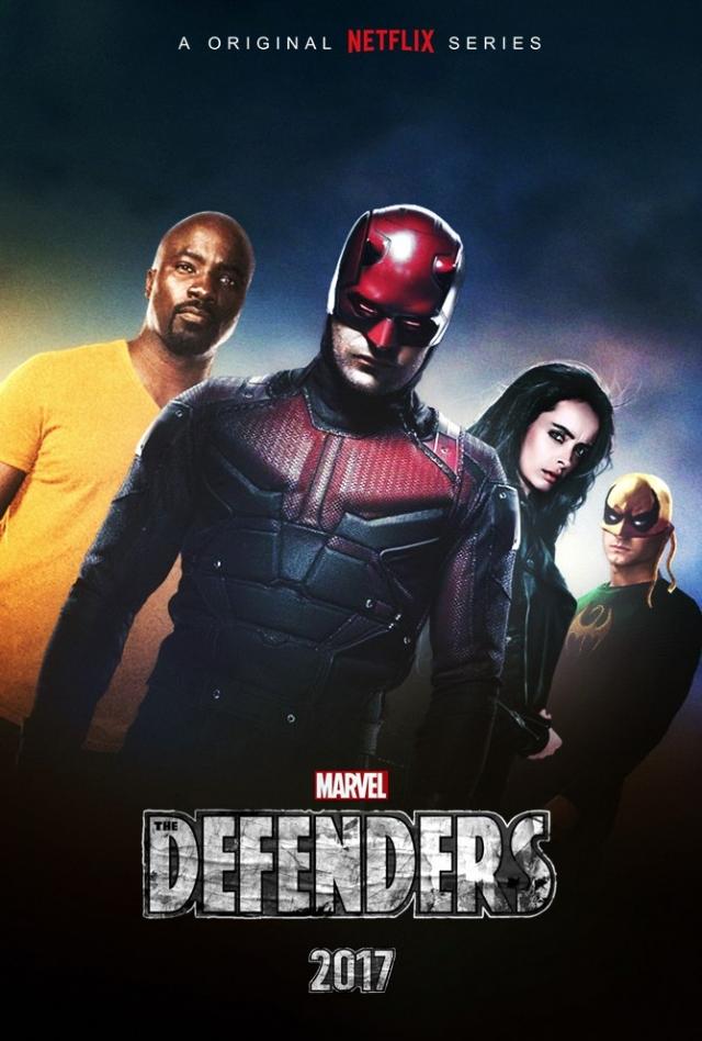 Hộ Vệ Siêu Anh Hùng - Marvel's The Defenders (2017)