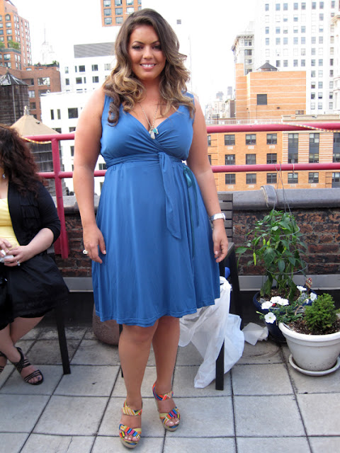 SHOPPING: HOW TO DRESS YOUR SHAPE WHEN YOU'RE PLUS SIZE ...